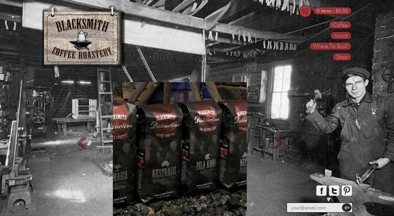 Blacksmith Coffee