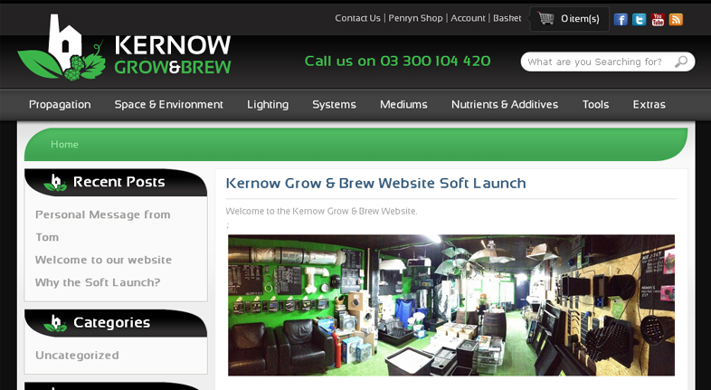 Kernowgrow