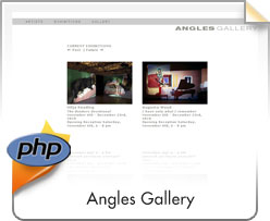 PHP, Angles Gallery