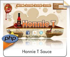 PHP, Honnie T Sauce