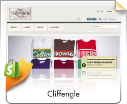 Shopify, Cliffengle