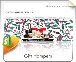 Shopify, Gift Hampers