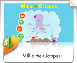 Shopify, Millie The Octopus