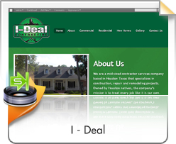 SlideShowPro, I-Deal Contracting