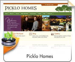 SlideShowPro, Picklo Homes